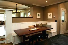 Dining Room Bench Cushions Photo 6 Of 9 Benches And