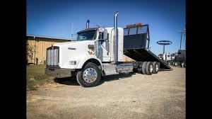 100 Sleeper Trucks For Sale 2009 KENWORTH T800 Rollback Truck For Sale YouTube
