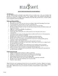 Front Desk Manager Job Description Awesome Office Sample Resume Example