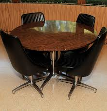 Chromcraft Dining Room Chairs by Mid Century Modern