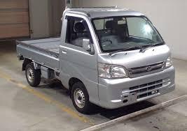 100 Hijet Mini Truck Used Daihatsu 2010 May Silver For Sale Vehicle No ZA62351