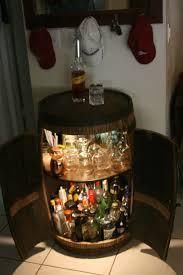 Modern Liquor Cabinet Ideas by Best 25 Whiskey Barrel Bar Ideas On Pinterest Barrel Bar Jack