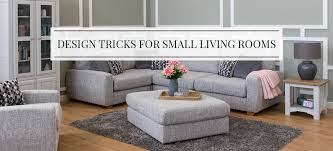 100 Designs For Sofas For The Living Room Design Tricks For Small Living Rooms EZ Furniture