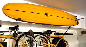 Decorative Surfboard Wall Art by Surf Minimalist Surfboard Rack Storeyourboard Com