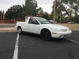 100 Phx Craigslist Cars Trucks Who Has Time To Wait For A New Ford Ranger 1998 Saturn SW2 Pickup
