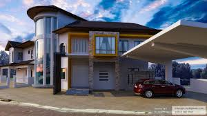 100 Bungalow Design Malaysia IS DESIGN SOLUTION Exterior