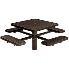 Lifetime Folding Picnic Table Assembly Instructions by Lifetime 57 In X 96 In Commercial Grade Picnic Table 80123 The