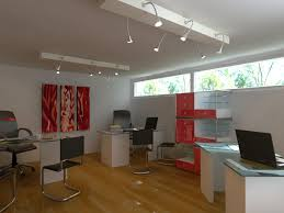 Travel Agency Interior Design Var 1