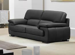 canapé cuir noir convertible convertible cuir royal sofa idée de canapé et meuble maison