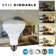led br30 flood bulb recessed can light 12 watt replaces 65w 75w