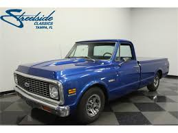 1972 Chevrolet C10 For Sale | ClassicCars.com | CC-1081977 1972 Chevrolet Chevy Cheyenne Truck Short Bed 385 Fast Burner 385hp Chev Rhd C10 Stepside Pickup Turbo Diesel Ck For Sale Near Hendersonville Tennessee Cadillac Michigan 49601 Mbp Motorcars Super 4x4 12 Ton Blazer Restore A Muscle Car Llc Need To Find One Of These In A Short Wide The Jester 400 10 Series Connors Motorcar Company