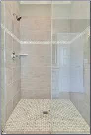 accent tile in shower tiles home design ideas
