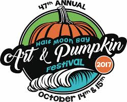 Half Moon Bay Pumpkin Festival Winner by Last Logo Design Unveiled Contest Goes On Hiatus Food And Drink