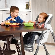 Chicco Polly Ultrasoft High Chair - Papyrus