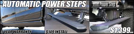 AMP Research PowerSteps - Max Truck Plus 4wd Auto Retracting Side Steps Effortless Entry To Your Jhp Amp Research Official Home Of Powerstep Bedstep Bedstep2 Rolling Big Power Rx3 Step Bar Arista Truck Systemsinc Options Click On The Picture Enlarge Bedstep2 Installation Photo Image Gallery Accsories Running Boards Brush Guards Mud Flaps Luverne Does 2019 Chevrolet Silverado Miss Mark Consumer Reports Chevy 2500hd Crew Cab 072018 Westin Hdx Drop Step Bars Lehighton Allentown Lehigh Valley Amp Youtube 72019 F250 F350 Powerstep Ugnplay