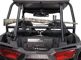 100 Gun Racks For Trucks Polaris Ranger Cam Lock Single Rack By Moose