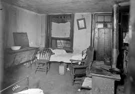 What Life Was Like In A Rundown City Tenement