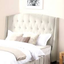 Wayfair Tufted Headboard King by Headboard Tufted Headboard Gray Image Of How To Make A Wayfair