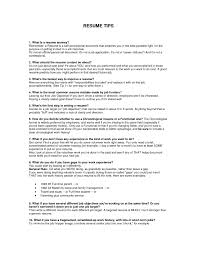 First Time Resume Templates 1 How To Do A For Job My Template
