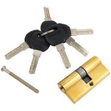 barillet securite porte entree cylindre de porte serrure barillet sécurité 60mm 6 clés achat