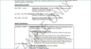 Marketing Resume Template Beautiful Templates Igniteresumes Of