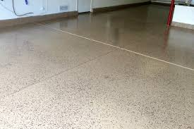 Recoating Epoxy Garage Floor