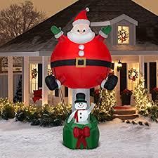 12 Ft Christmas Tree Amazon by Amazon Com Airblown Inflatable Christmas Tree Giant 10ft Tall By