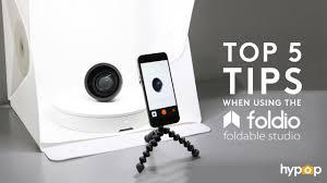 100 Studio Tent Top 5 Tips When Using The Foldio2 Foldio3 Portable Light