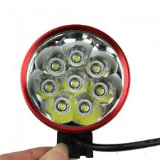 8T6 Bicycle Light 8 Cree XM L U2 3 Modes 8000 Lumens LED Bike Light