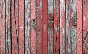 Red Weathered Barn Wood Clipart
