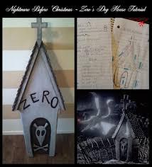 Diy Halloween Tombstones Cardboard by Diy Nightmare Before Christmas Halloween Props Nightmare Before