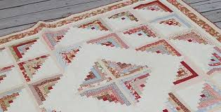 Log Cabin Quilts are So Versatile Yet Easy to Make Quilting Digest