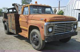 1969 Ford F600 Winch Truck | Item C5004 | SOLD! September 21...