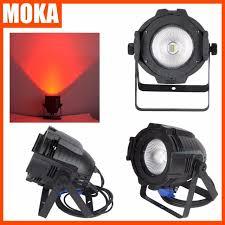4 pcs lot 3 in 1 100w led light bulbs led stage light cob par