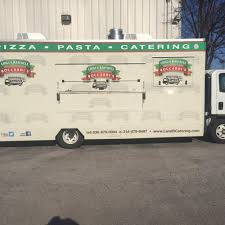 Luigi And Raffaele's Pizza, Pasta, & Catering LLC - St. Louis Food ... Fire Ice Cream Truck St Louis Food Fish N Chips Food Truck Rolls Into For Lent Youtube Waynos Mobile Intertional Cuisine Kbop Korean Bbq And Bowls Association Second Aka Big Red Rolling Grill Stl Stlgrabngo Twitter 20 Trucks That Should Be On Your Summer Bucket List Filetaco Mojpg Wikimedia Commons National Day 6 New Trucks Worth Seeking Out Restaurant Reviews Taco Roaming Hunger The Best Trucking In Ampersand