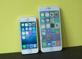 Iphone 5 Vs 6