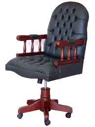 fauteuil de bureau fauteuil de bureau anglais style victorien en acajou meuble de style