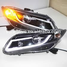 for honda civic led headlights l front lights