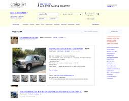 Craigslist Redesign - Edwin Tofslie | Co-Founder Of Built. A Design ...
