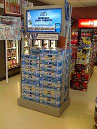 Once In Blue Moon Lexjet Blog A Floor Display Beer Point Of