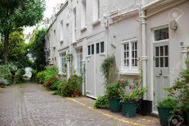 100 Mews Houses London In South Kensington