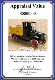 Antique Buddy L Ice Truck For Sale ~ Buddy L Museum Honest Appraisal Of Front Springs Dodge Diesel Truck 12 Vehicle Form Job Rumes Word 2018 Suv Vehicle List Us Market_page_07 Tradein Appraisal West Coast Ford Lincoln Forklift Sales Hire Lease From Amdec Forklifts Manchester Food Fast Lane Oneday Uwec Course Gives You The 1954 F100 Auto Mount Clemens Michigan 8003013886 1930 Buddy L Bgage For Sale Trade Printable Form Chapter 3 Interpretation And Application Legal Collector Car Ipections Test Drive Technologies Bid 4 U Valuations Valuation Services