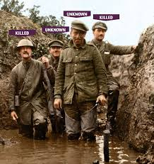 Most Decorated Soldier Uk by Photos Of British Troops On The Eve Of The Somme 100 Years Ago