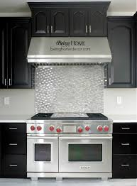Peel And Stick Faux Glass Tile Backsplash by Kitchen Backsplash Extraordinary How To Install Kitchen