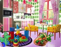 Realistic Kitchen Decoration