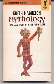 MYTHOLOGY Timeless TALES Of GODS HEROES By Edith Hamilton 1960 Illustrate BOOK