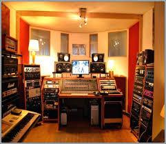 Small Recording Studio Design How To Set Up A Simple
