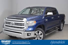 Toyota Tundra Trucks For Sale In Raleigh, NC 27601 - Autotrader