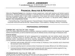 Resume Professional Profile Template Successful Templates Summary