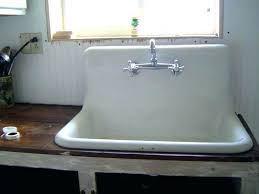 wall mount kitchen sink wall mount kitchen faucets drainboard sink